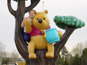 White River, ON is known as the birthplace of Winnie the Pooh!